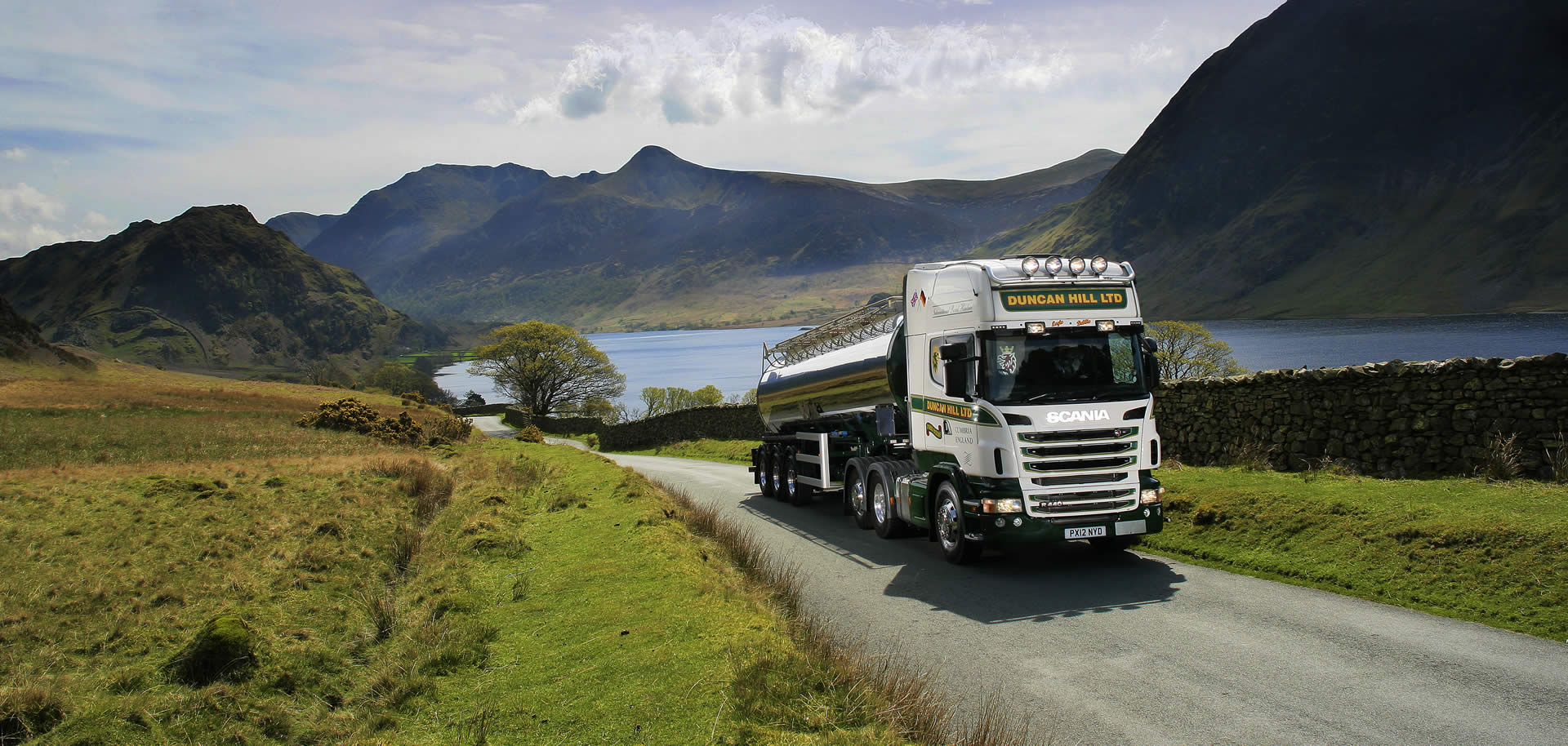 Duncan Hill International Road Hauliers