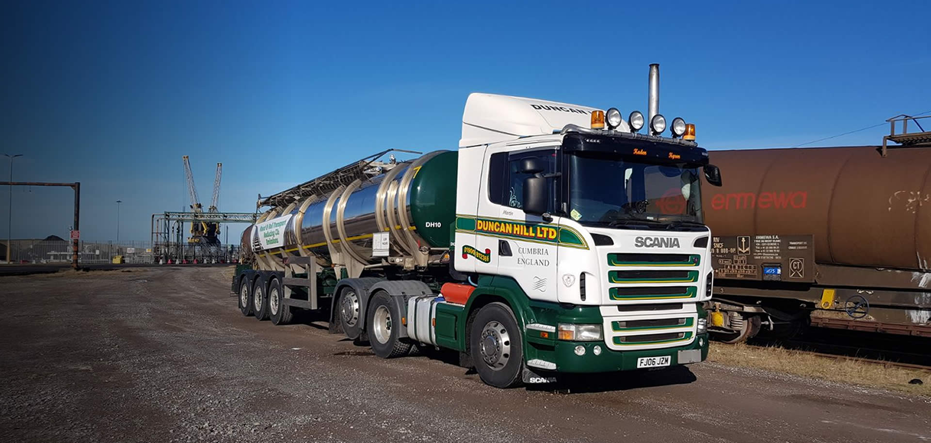 Duncan Hill Road Haulage