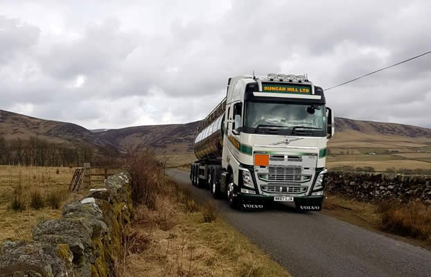 Duncan Hilll Road Hauliers